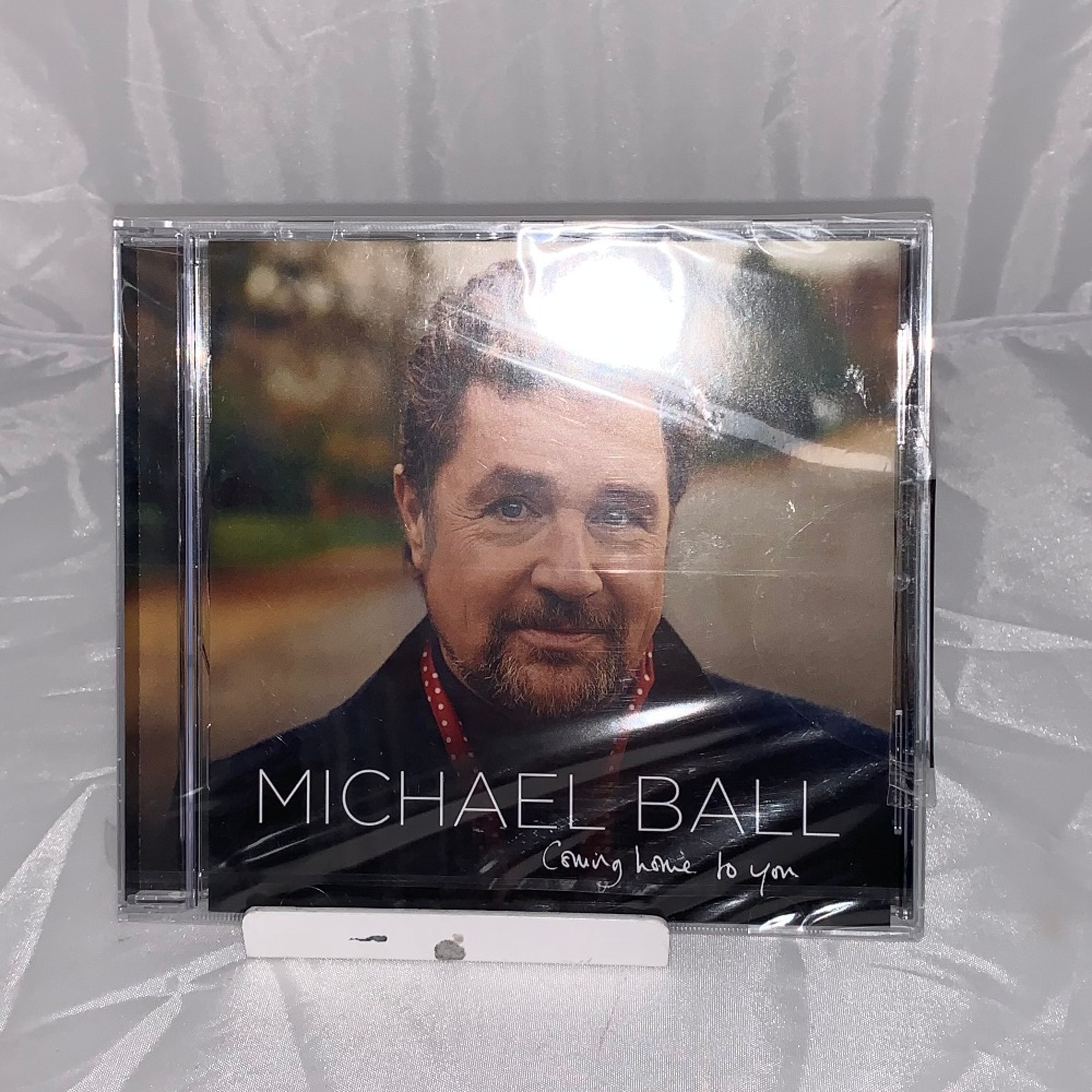 Product photo for Micheal Ball Coming Home To You