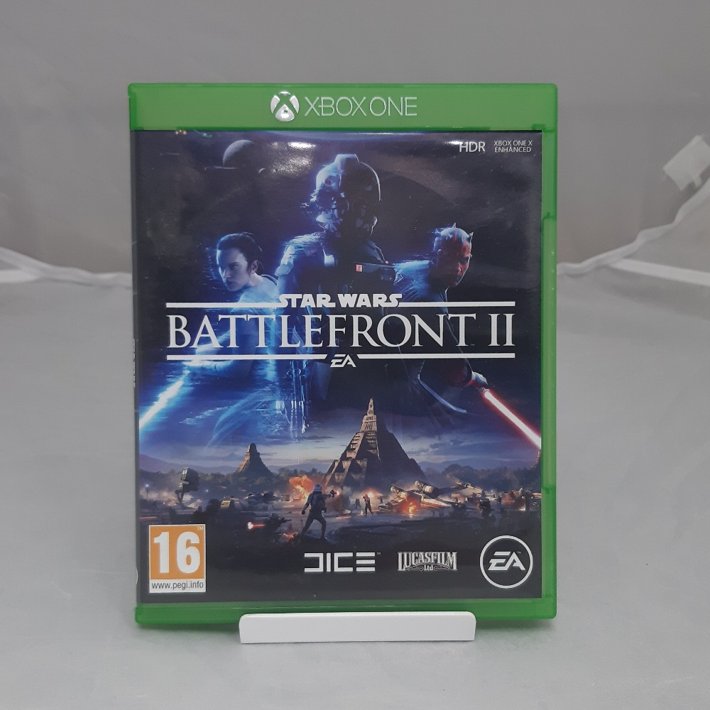 Product photo for  Xbox one  Star Wars Battlefront 2