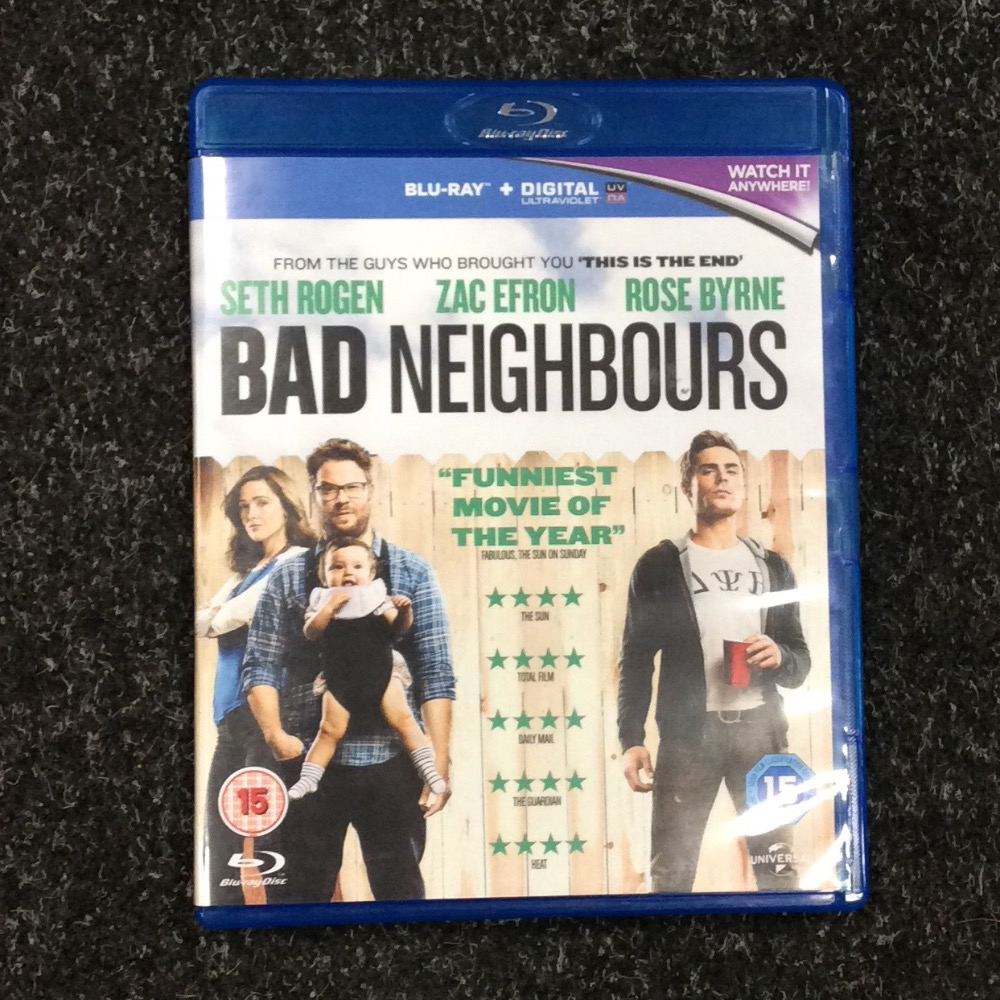 Product photo for Blu-ray Bad Neighbours Blu-Ray
