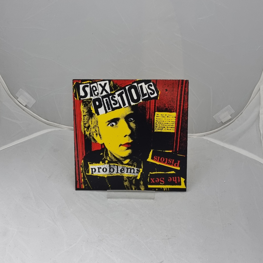 Product photo for Sex Pistols Problems 7