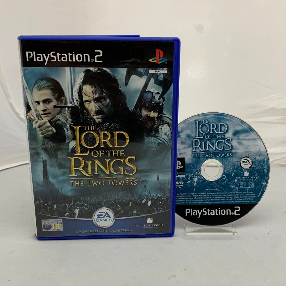 Product photo for The Lord of the Rings: The Two Towers