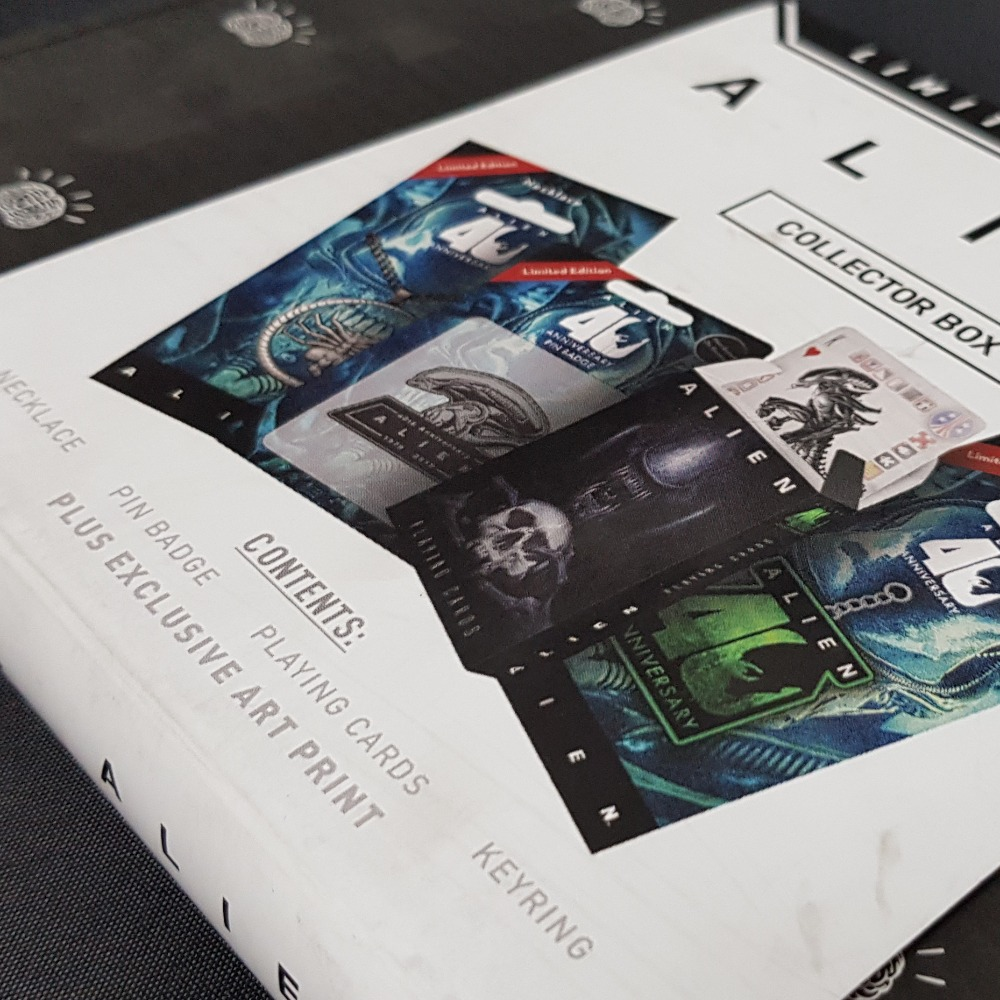 Product photo for Alien Limited Edition Collectors Box