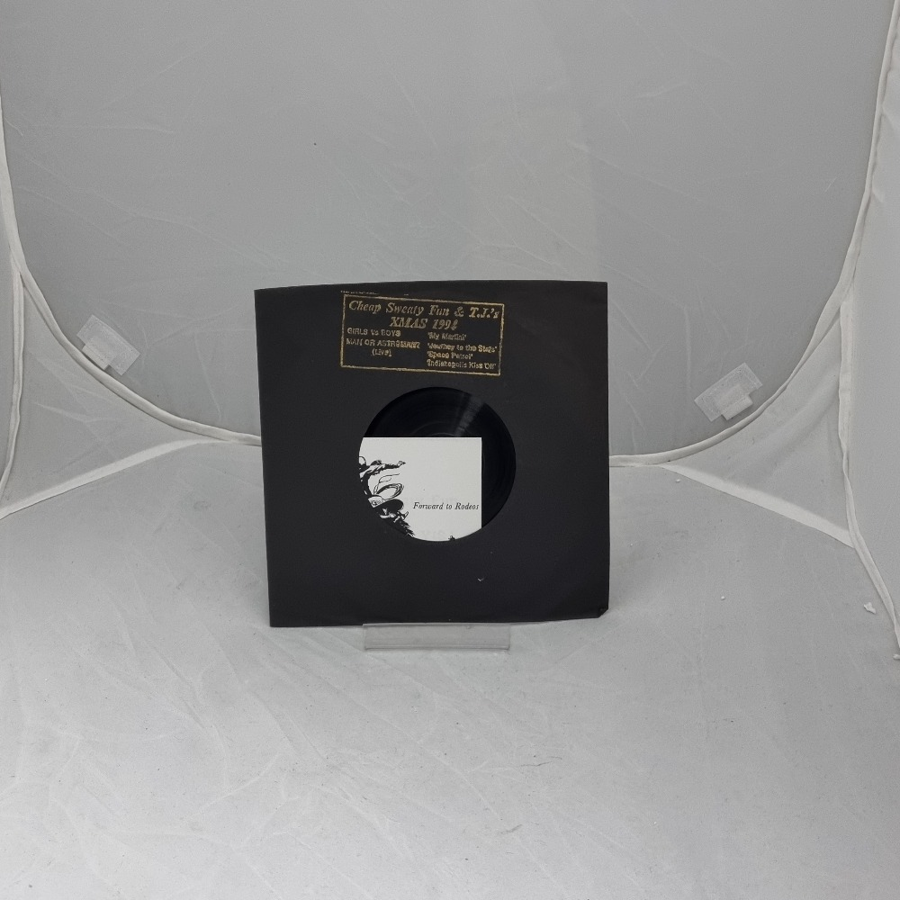 Product photo for Man Or  Astroman Xmas 1994 7