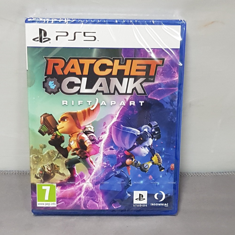 Product photo for Ratchet & Clank Rift Apart Ps5 Game ( Released Today )
