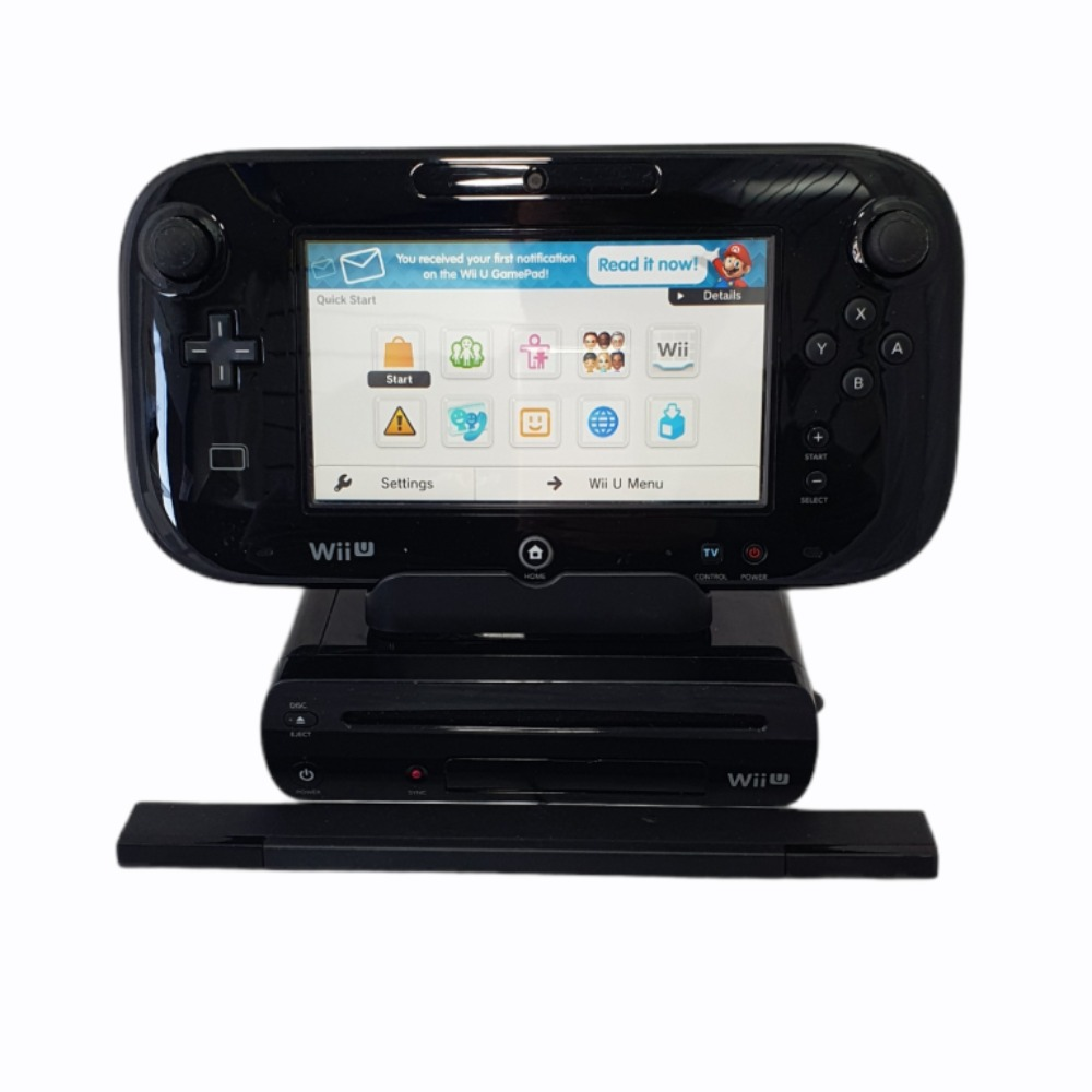 Product photo for Wii U 32GB