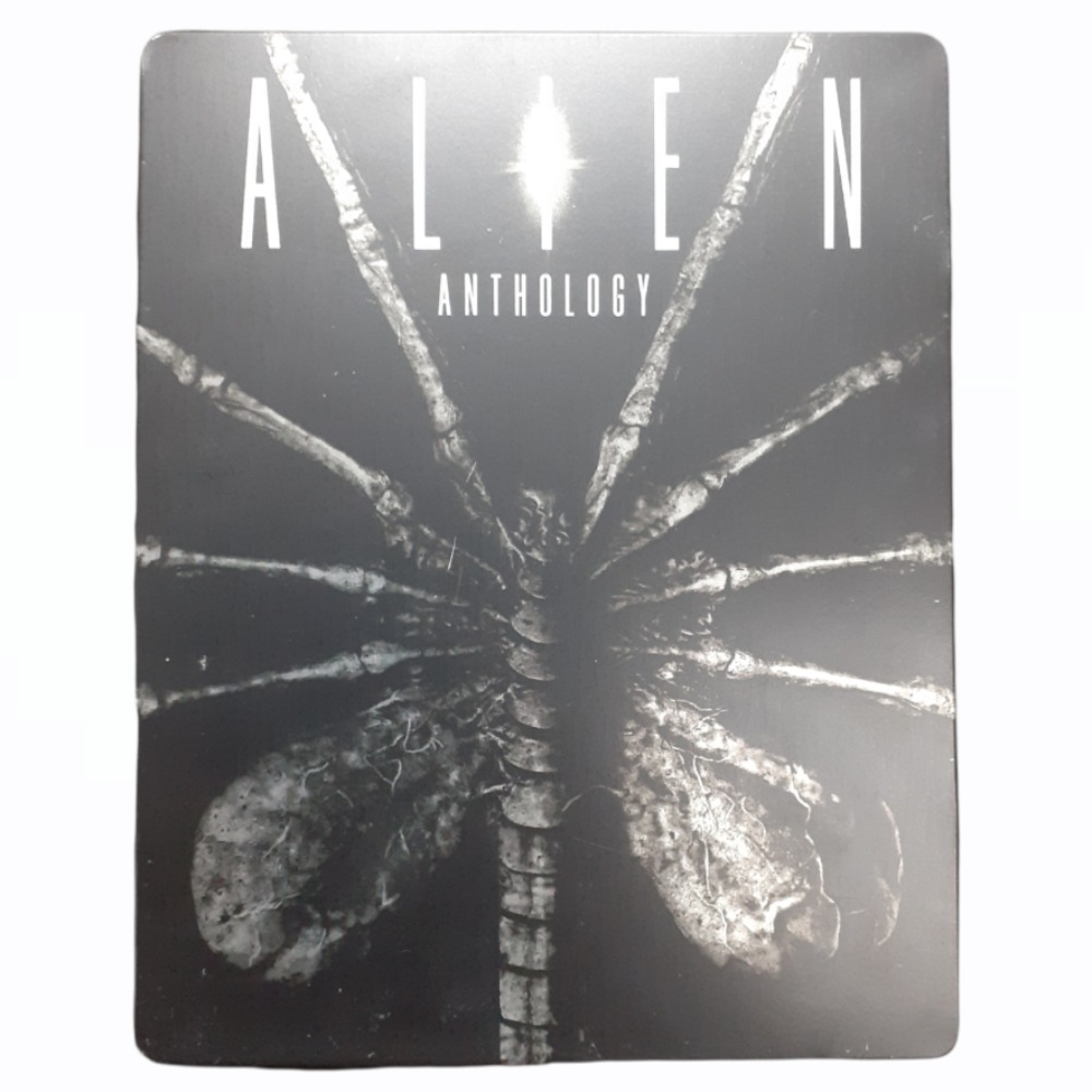 Product photo for Blu-ray alien anthology Steelbook
