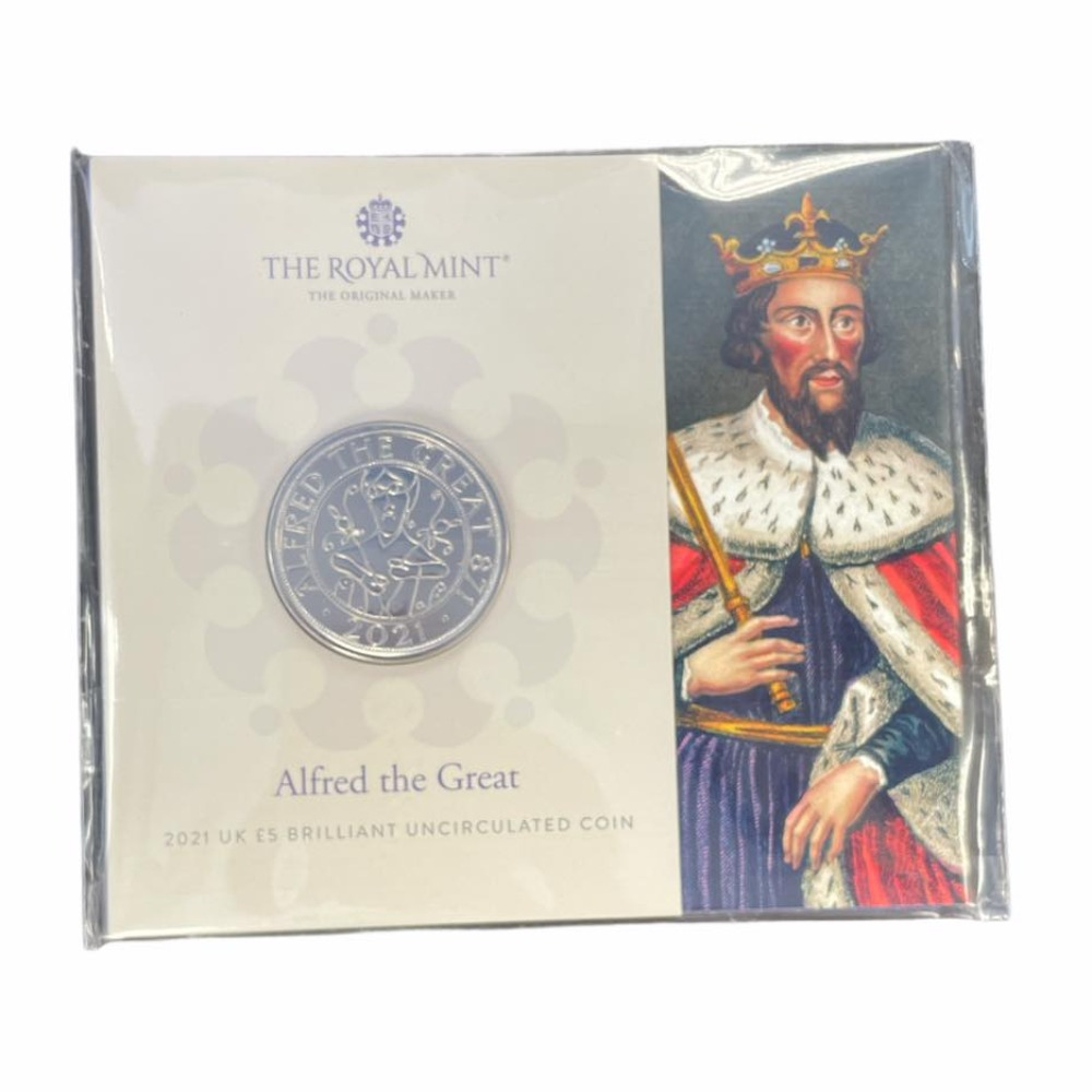 Product photo for Alfred The Great