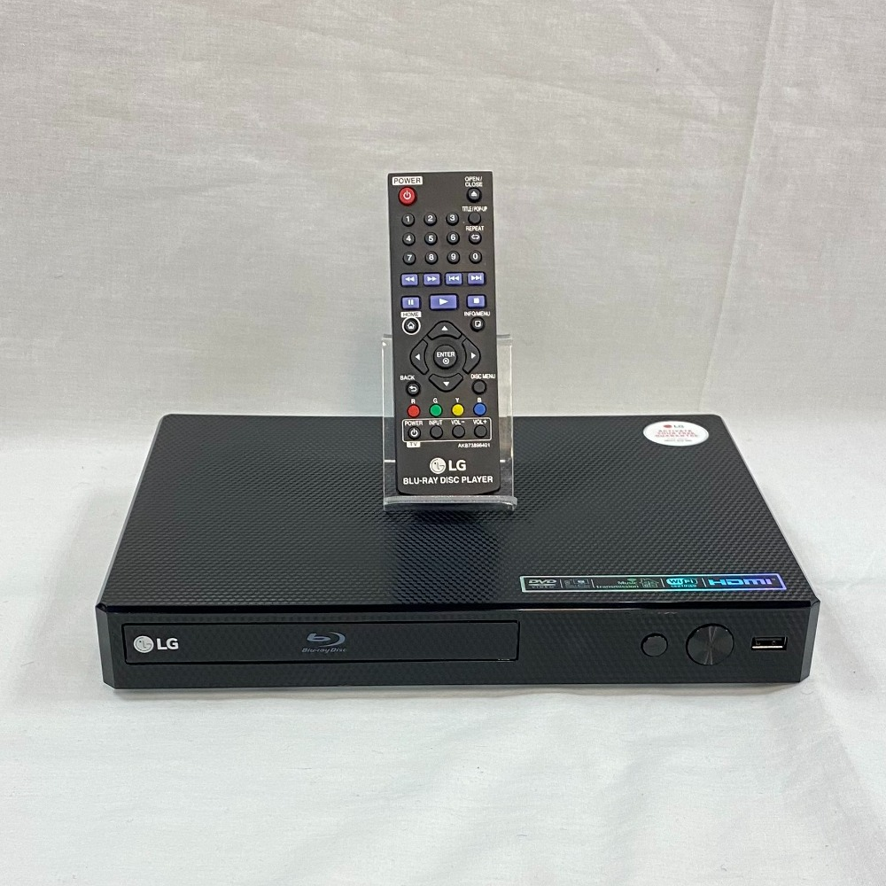 Product photo for LG BP350 Blu-Ray Player