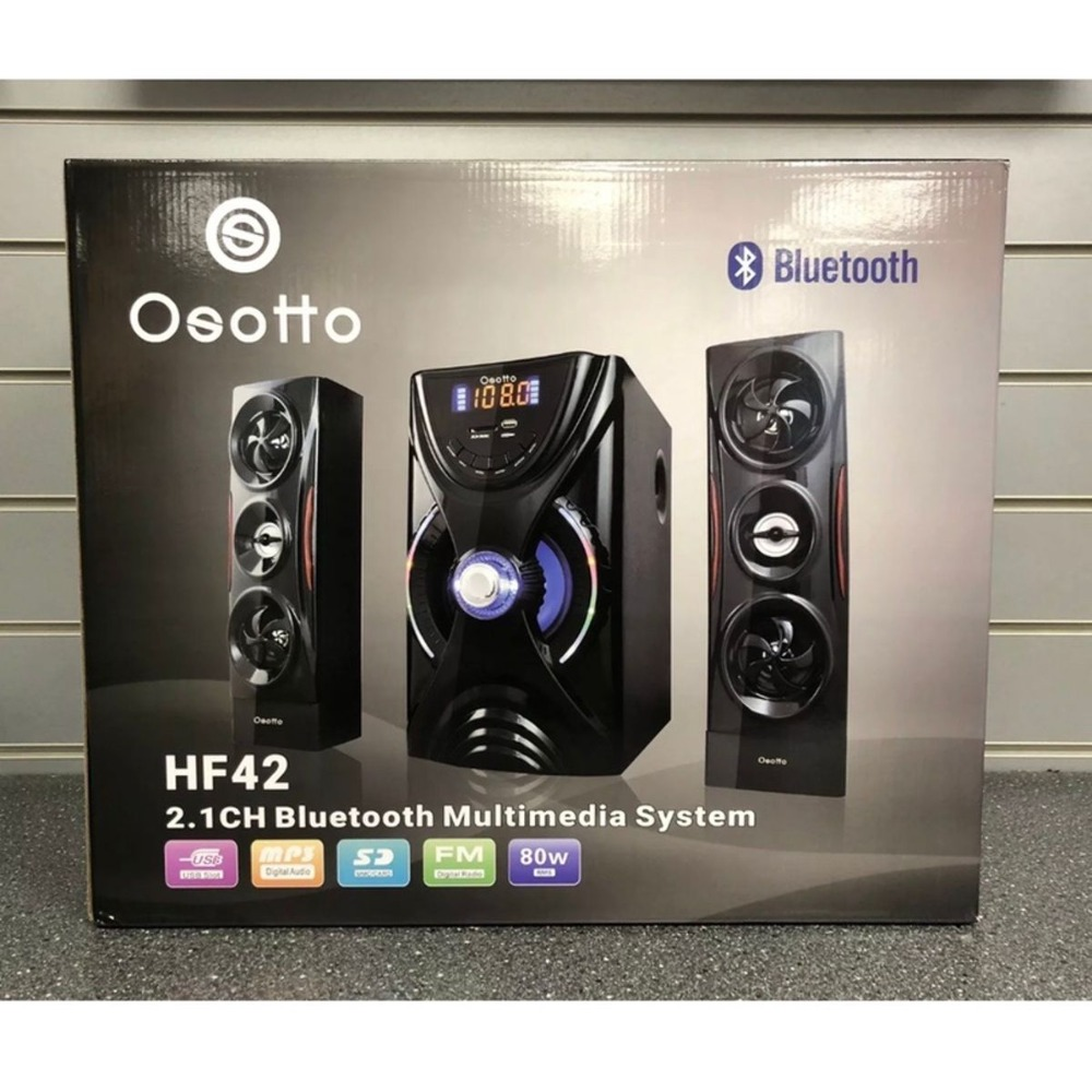 Product photo for Osotto Osotto hf-42 Hifi