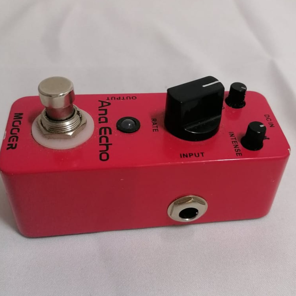 Product photo for Mooer Ana Echo Digital Delay Pedal - SALE!!