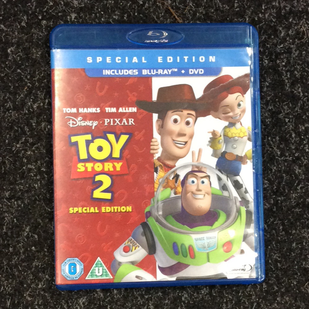 Product photo for Blu-ray Toy Story 2