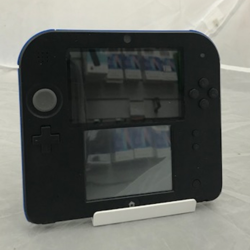Product photo for Nintendo 2DS Console (Unboxed)