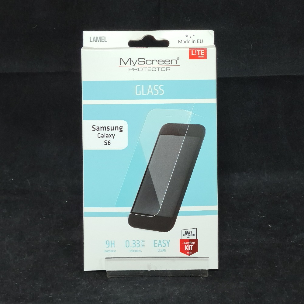 Product photo for Samsung Galaxy S6 Screen Protector