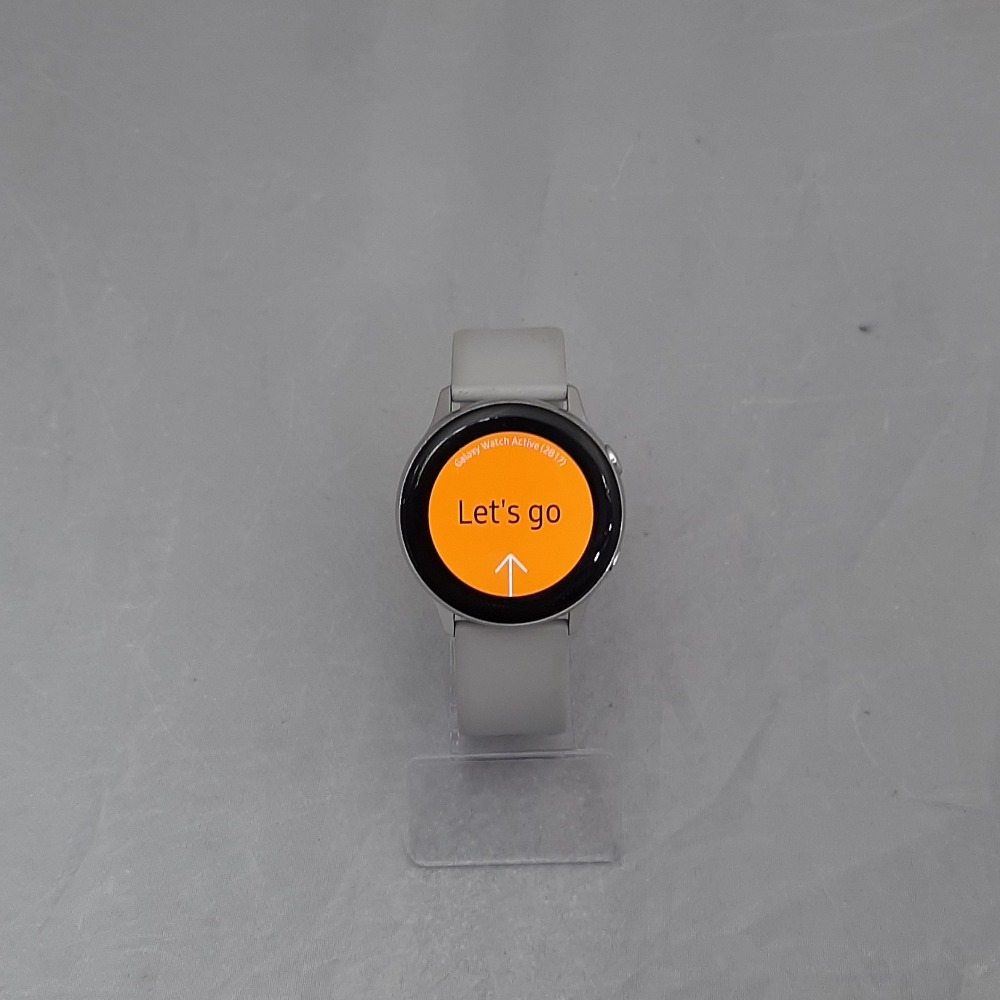 Product photo for Samsung Galaxy Watch Active SM-R500 - 40mm, Silver