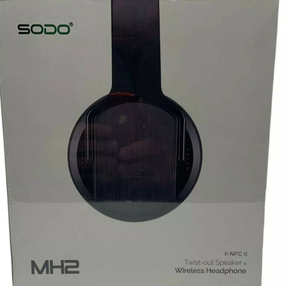 Product photo for *New* Sodo MH2 Headphones