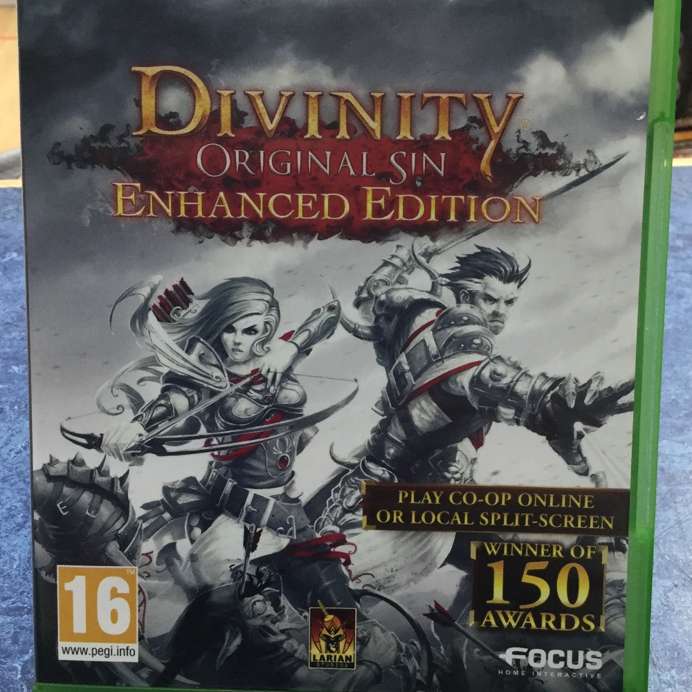 Product photo for Xbox One Game divinity original sin