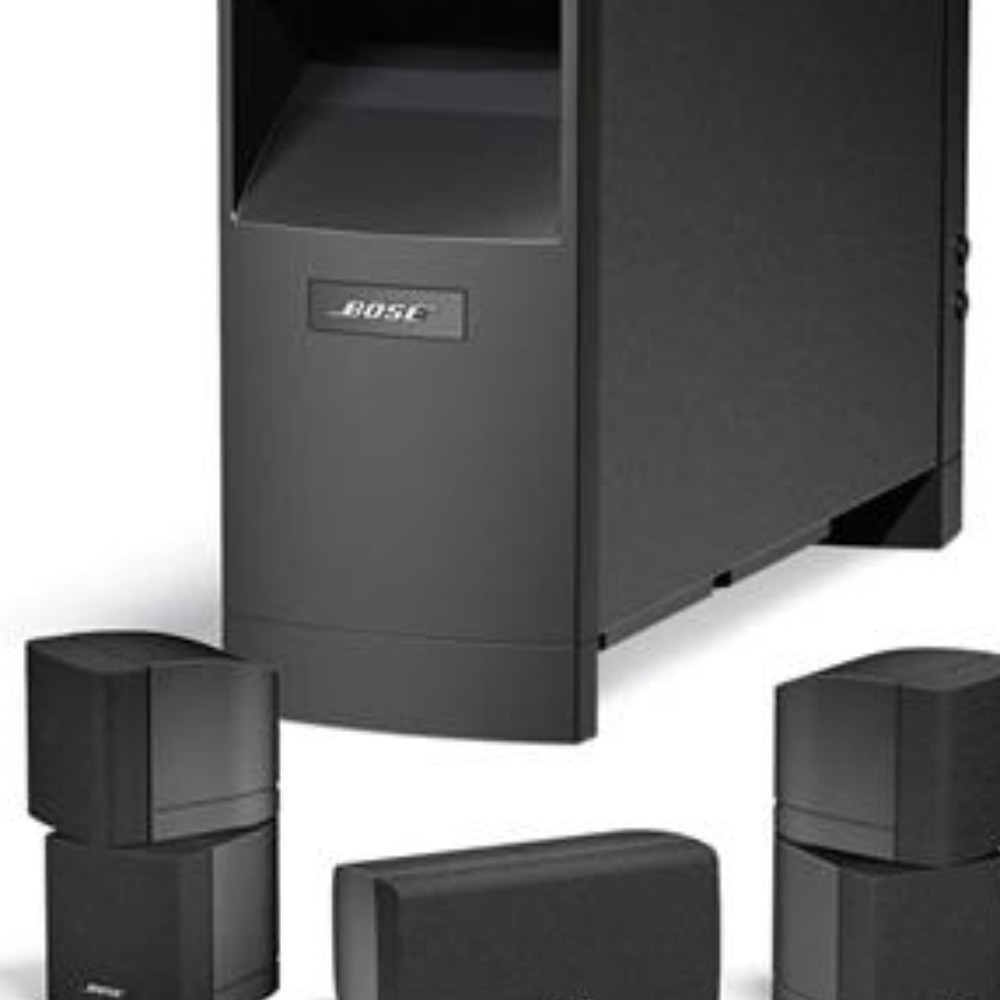 Product photo for bose Bose Acoustimass 10 Series IV Home Entertainment Speaker System