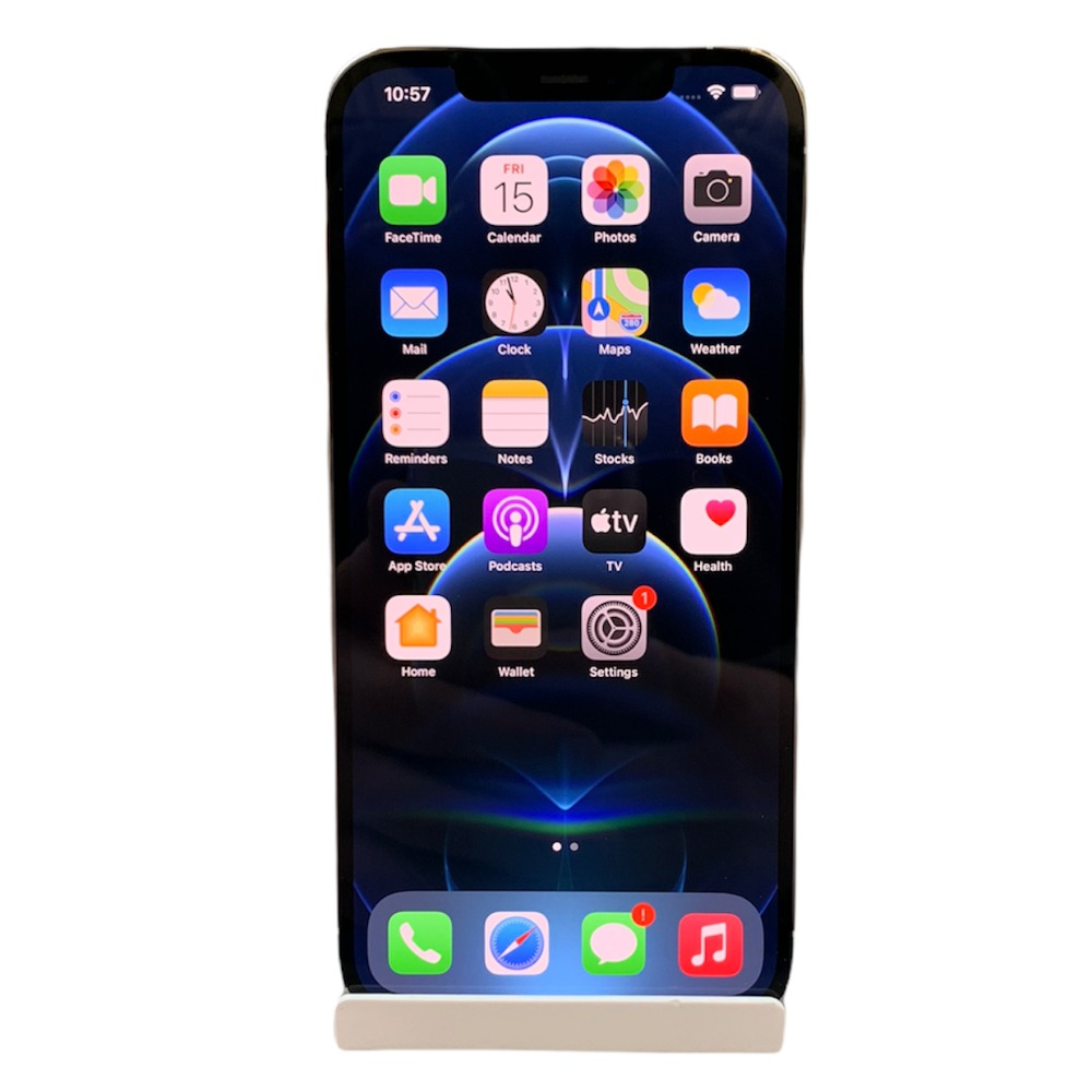 Product photo for iPhone 12 Pro Max 128GB Unlocked/open