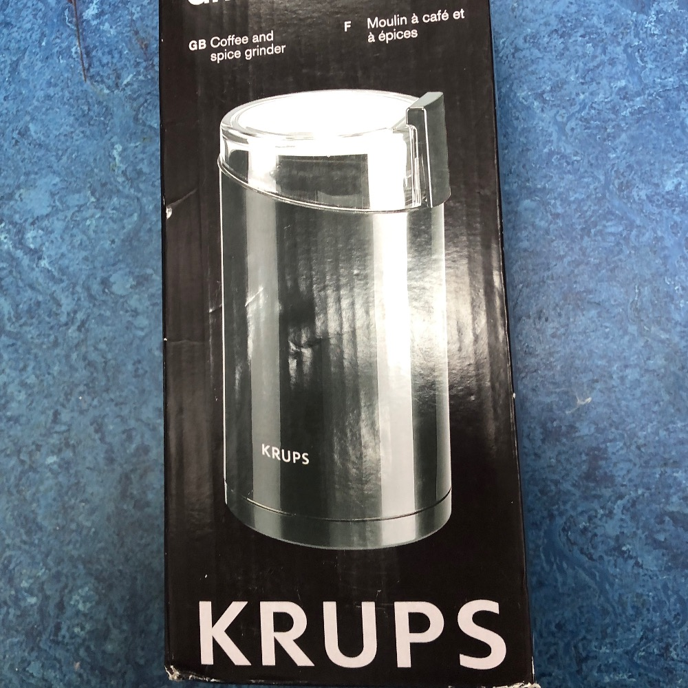 Product photo for Krups Krups Coffee Grinder