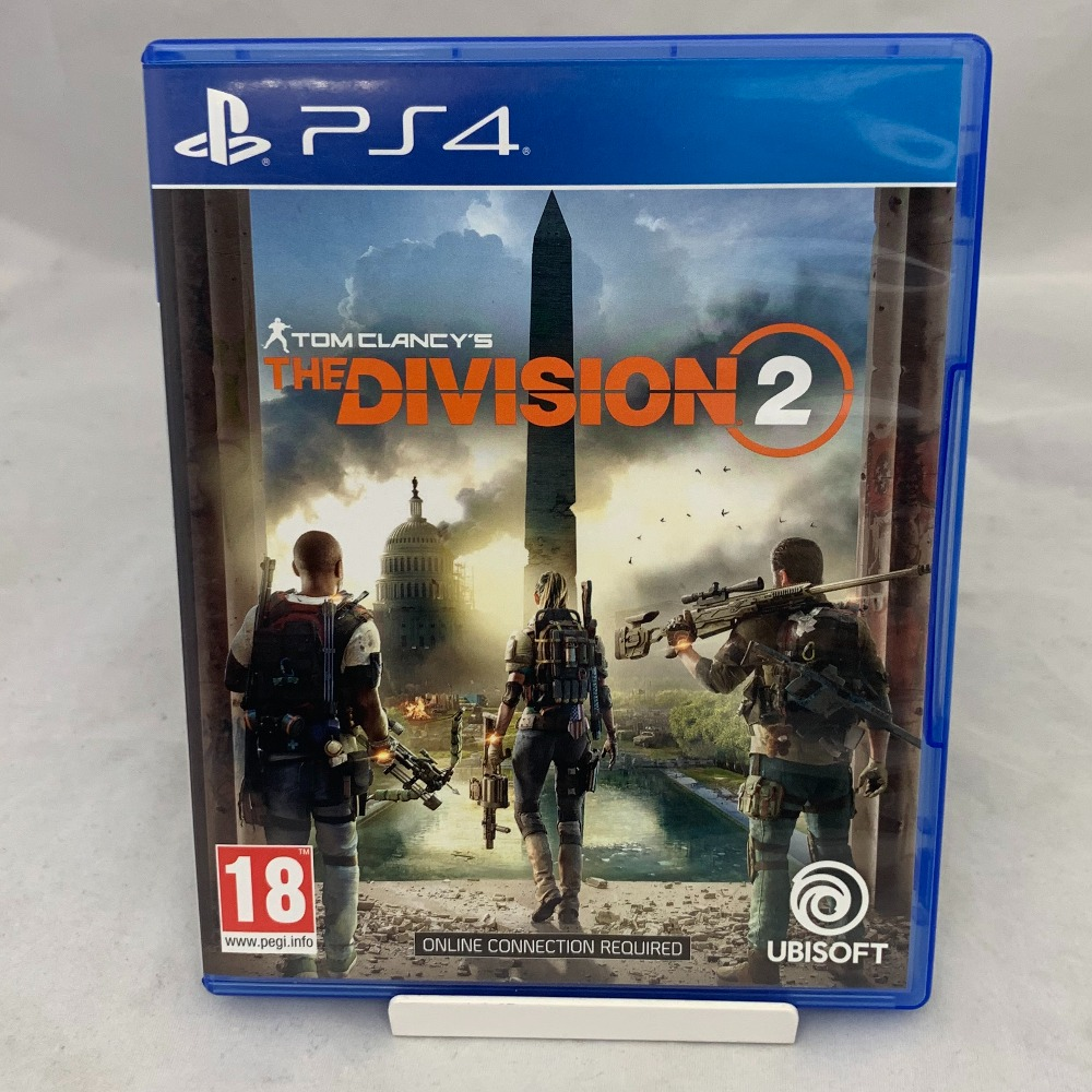 Product photo for the division 2