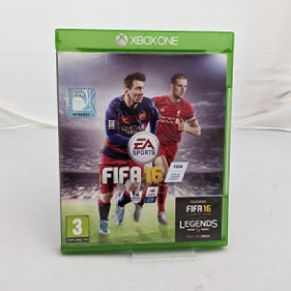 Product photo for Xbox one  Fifa 16