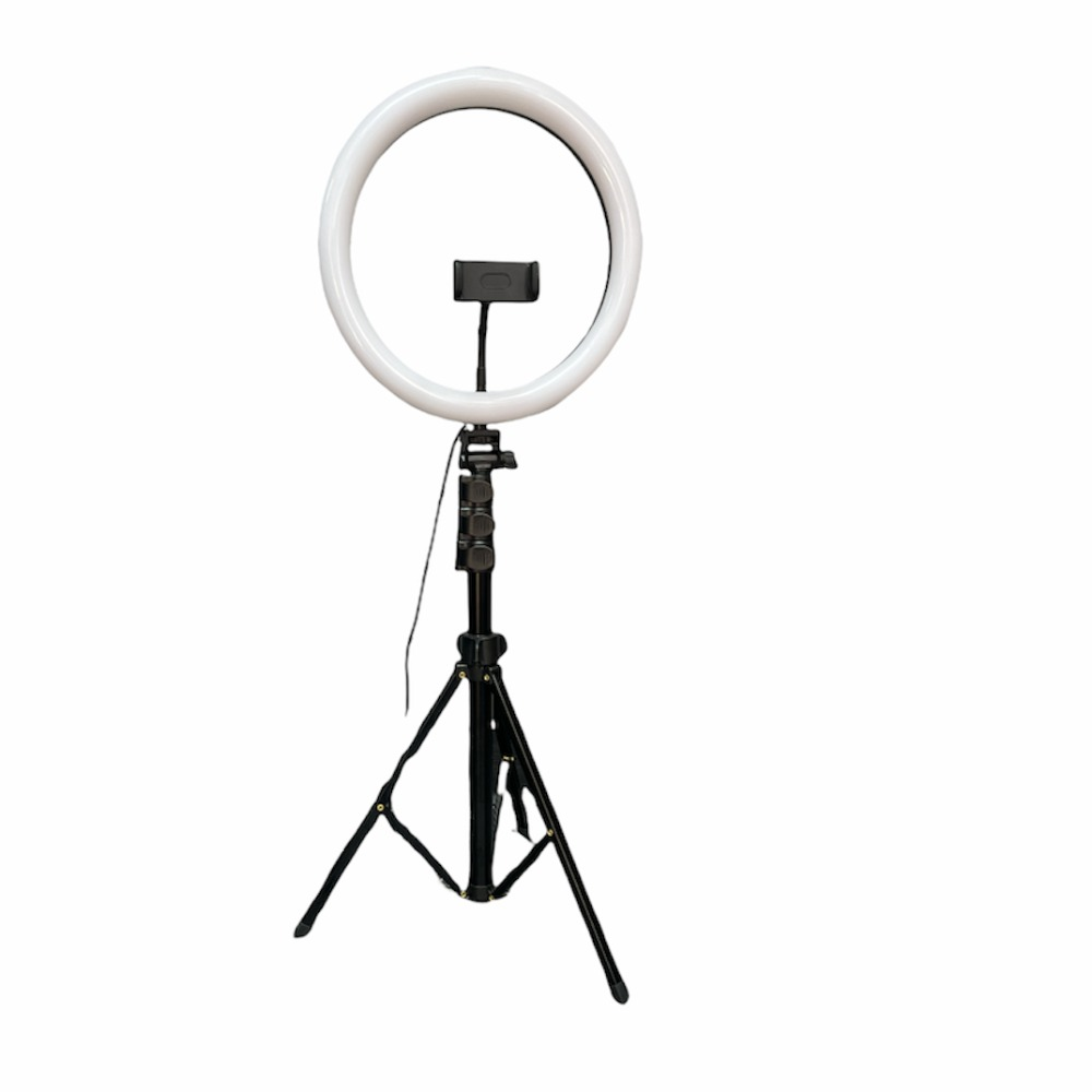 Product photo for hoco.live Recording tripod with Ring light