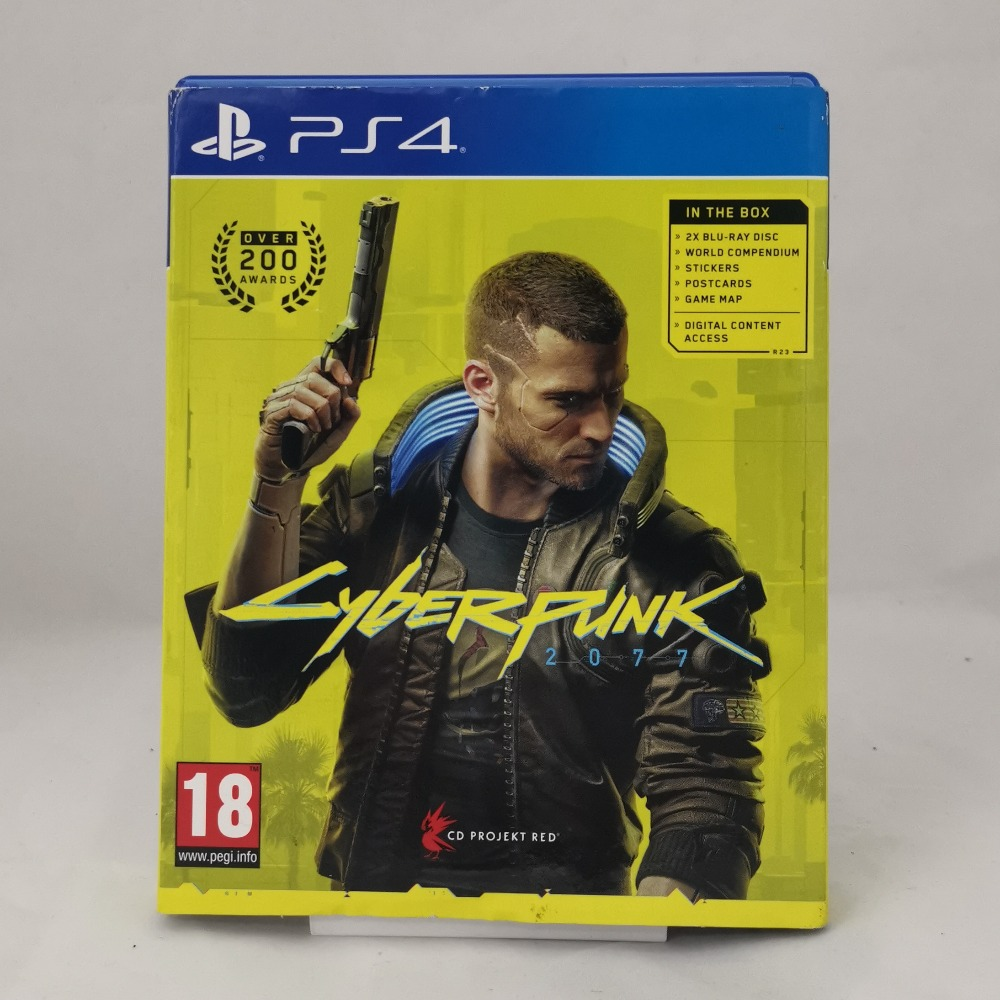 Product photo for Cyberpunk 2077