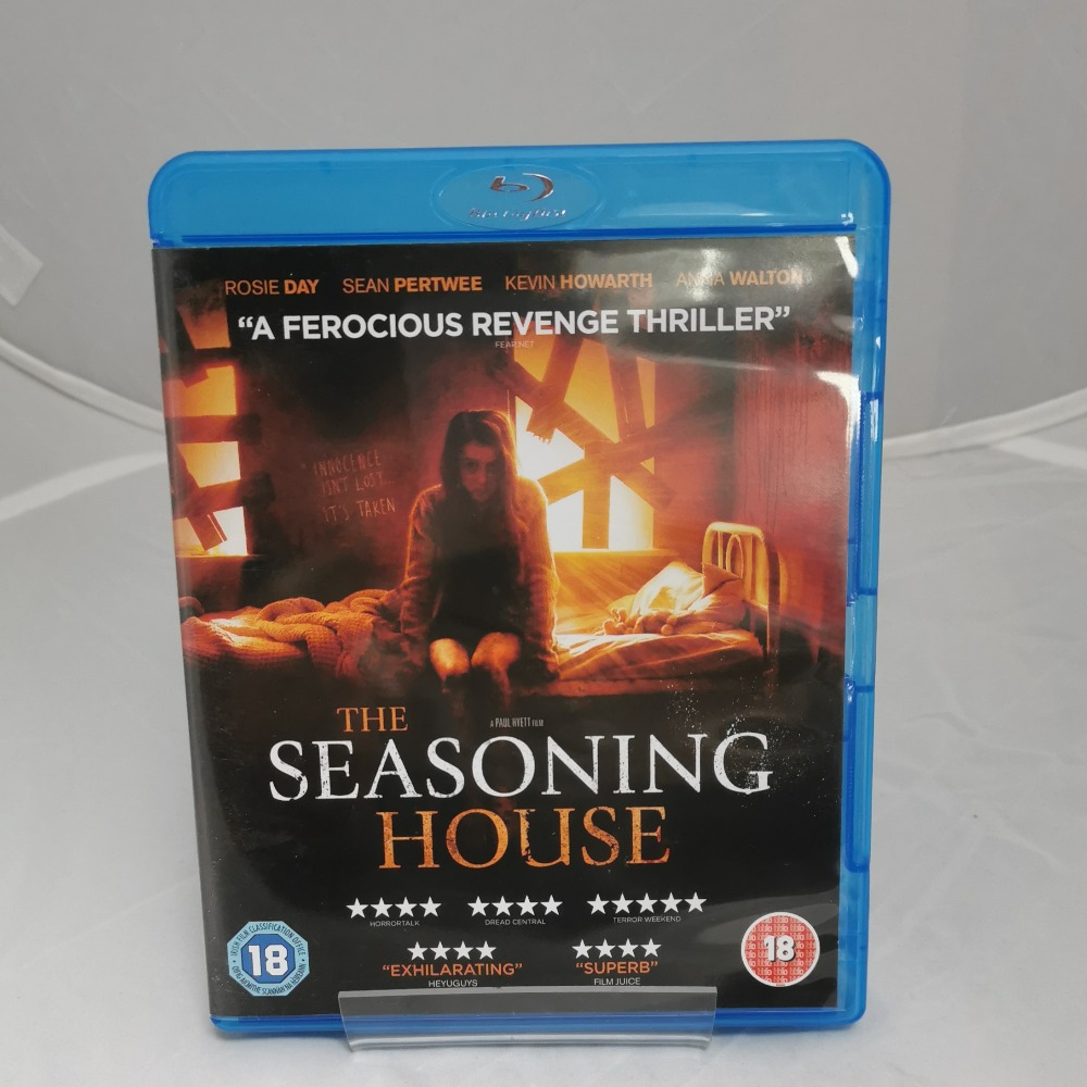 Product photo for The Seasoning House Blu-Ray