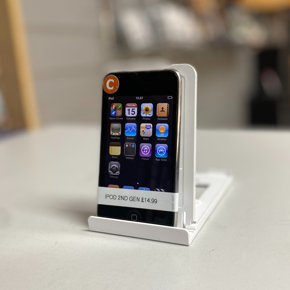 Product photo for Apple AppleIPOD 2ND GEN 8GB