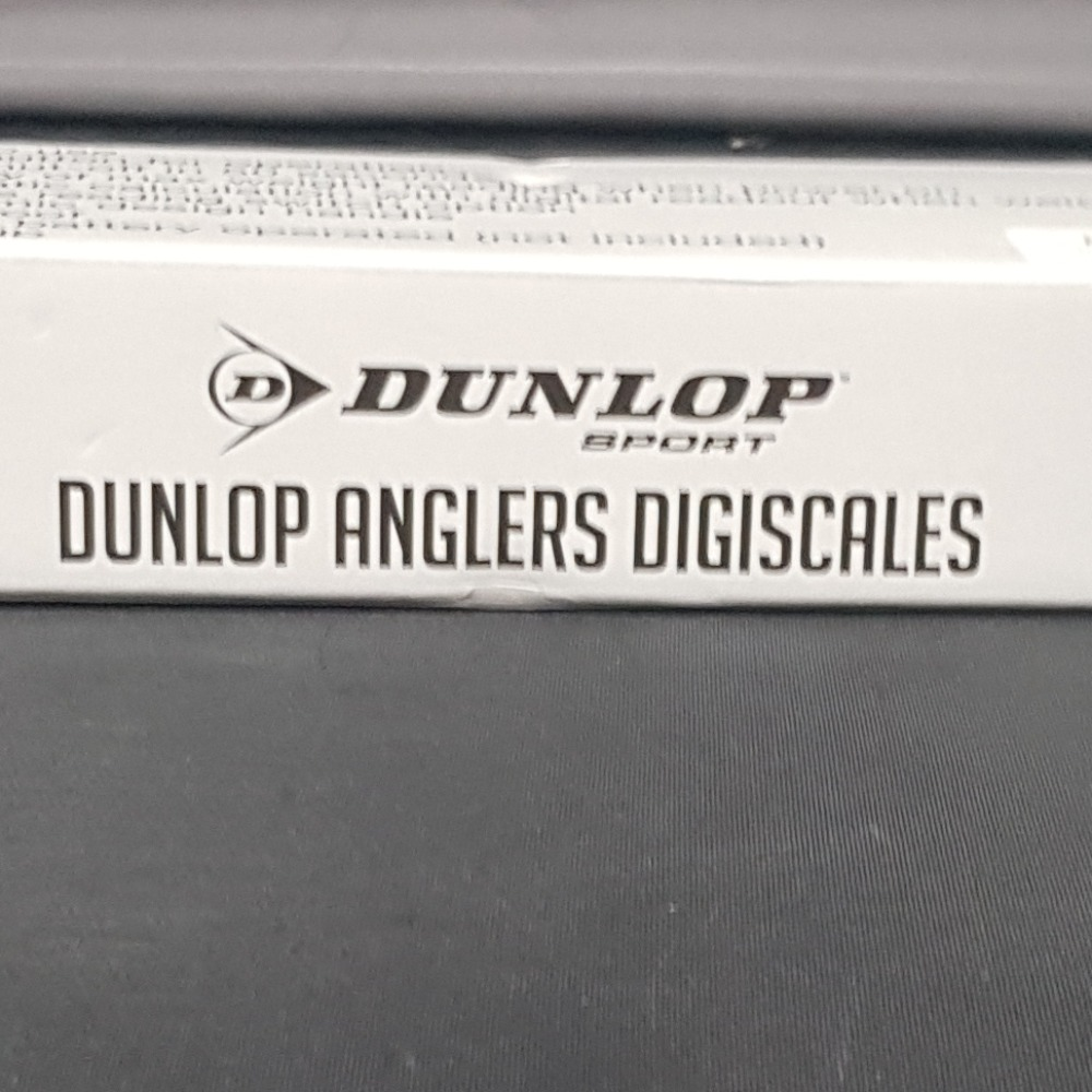 Product photo for Dunlop Anglers Digiscale
