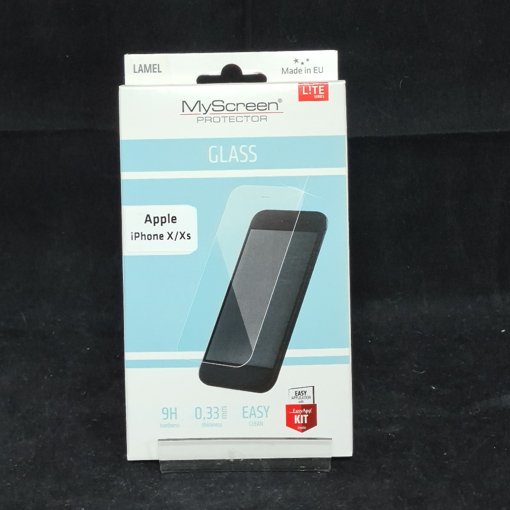 Product photo for IPhone X/XS Screen Protector