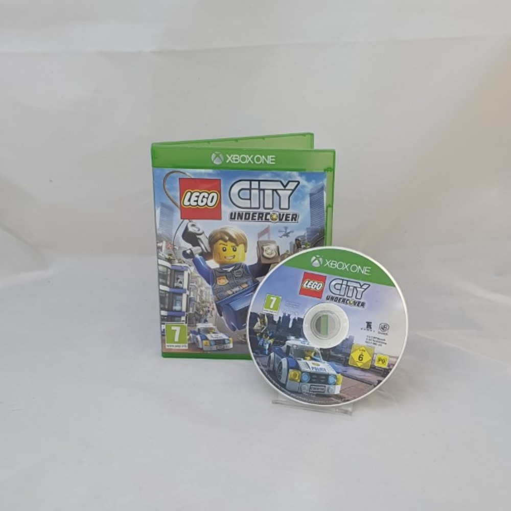 Product photo for Lego City Undercover Xbox one