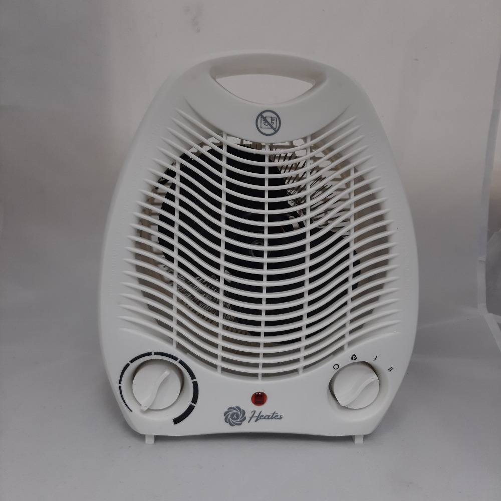 Product photo for 2KW Portable Upright Fan Heater