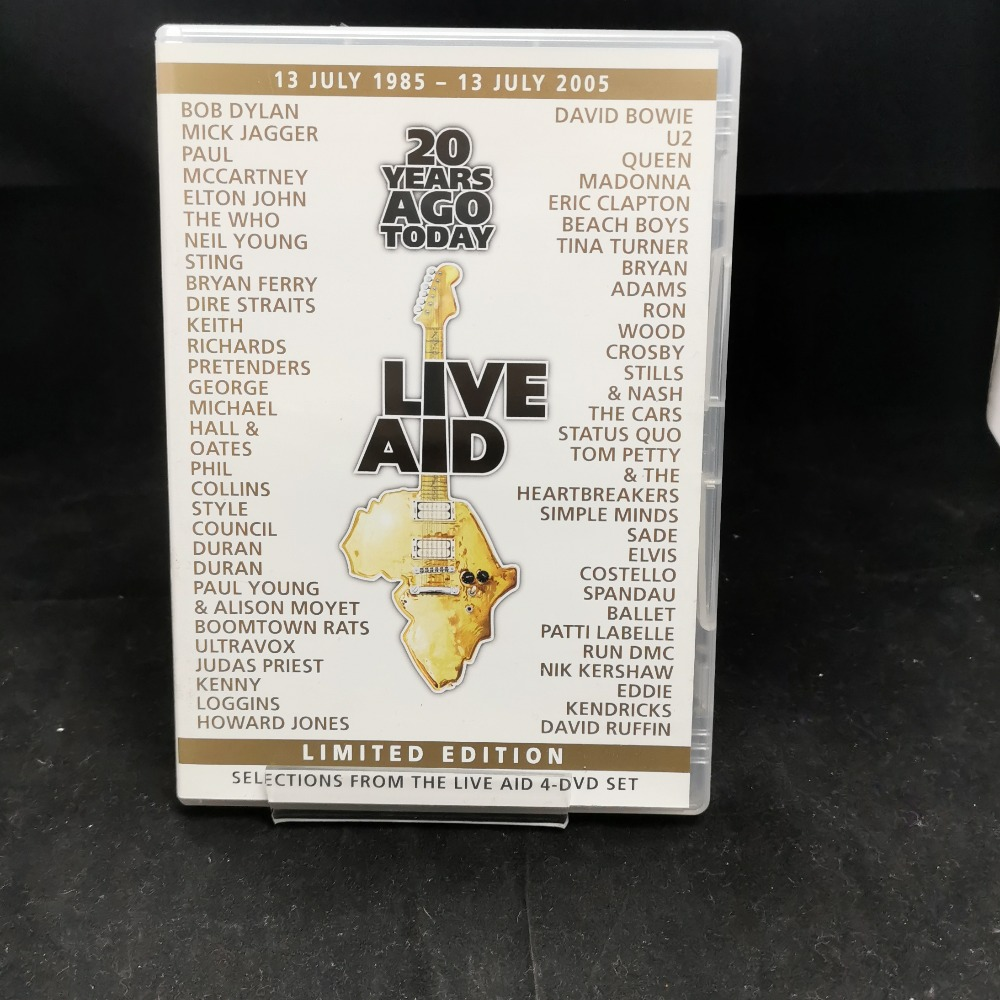 Product photo for Live Aid