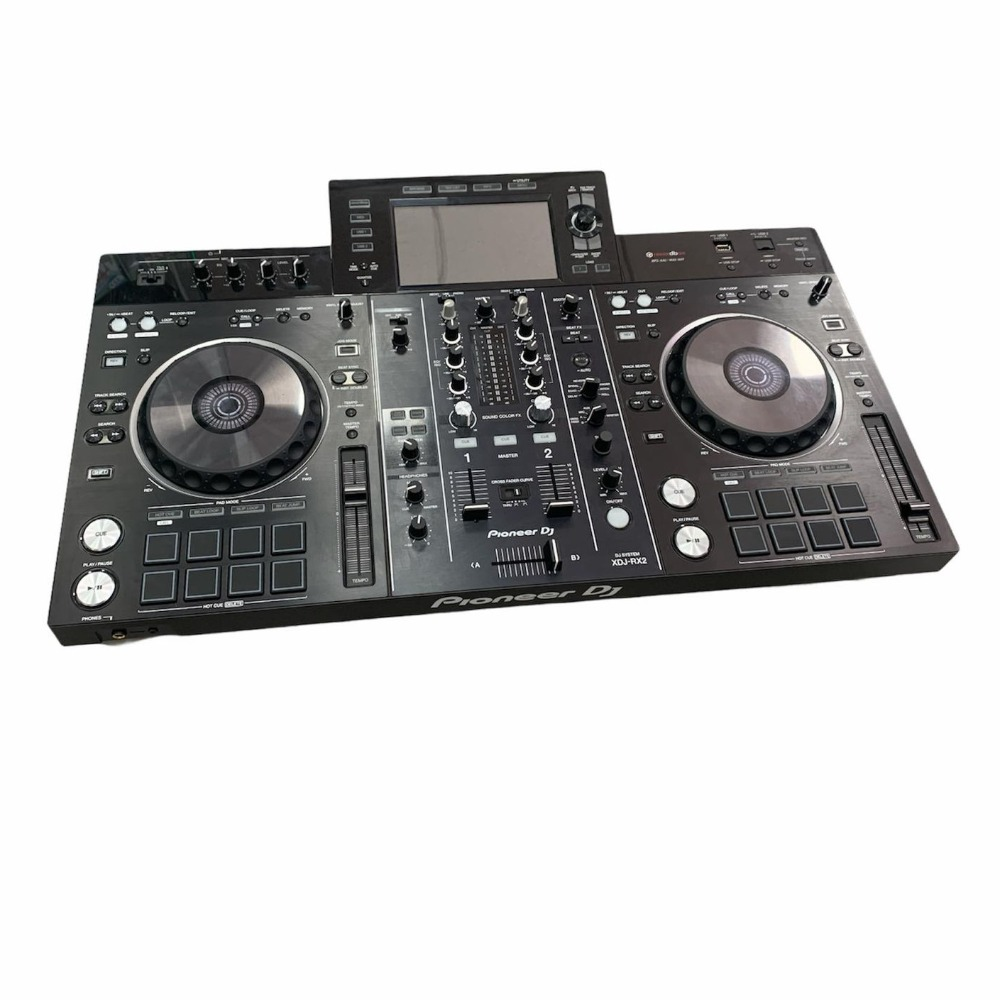 Product photo for Pioneer Rekordbox All in One DJ System XDJ-RX2