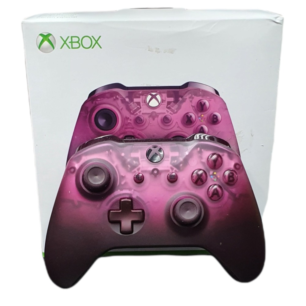 Product photo for Xbox One Controller - Magenta Special Edition
