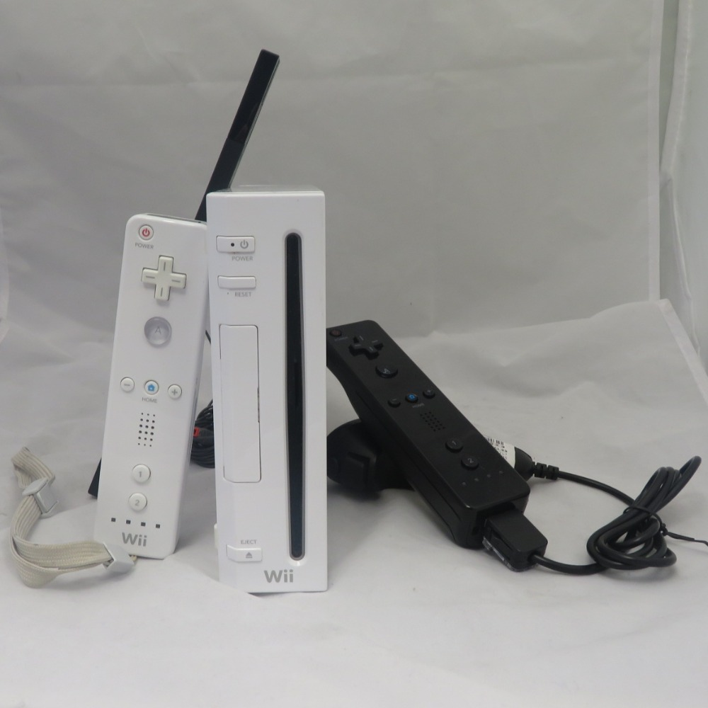 Product photo for Nintendo Wii Bundle