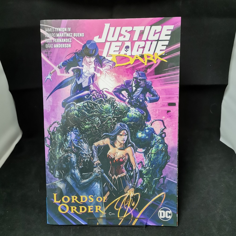 Product photo for DC Comics Justice League Dark