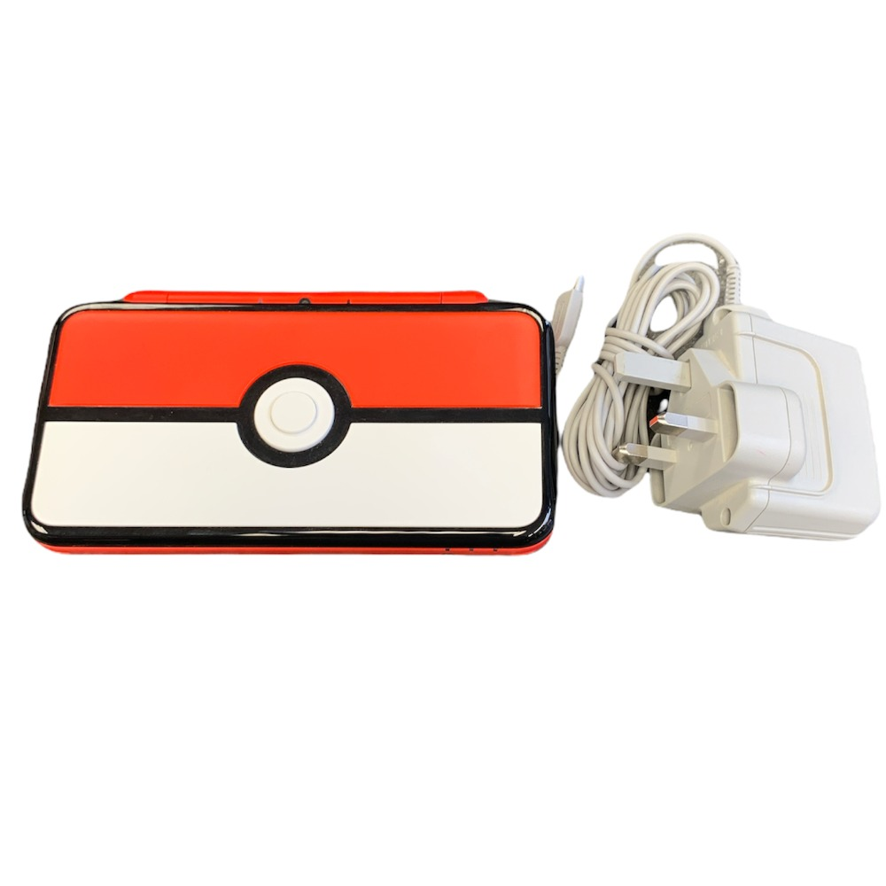 Product photo for New 2DS XL Pokeball Edition