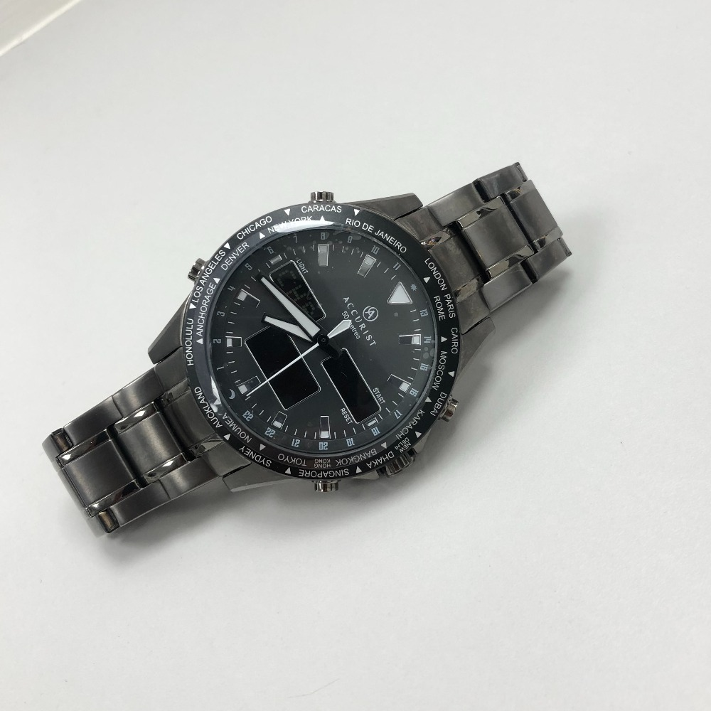Product photo for Accurist Watches Japanese Quartz Sports Watch