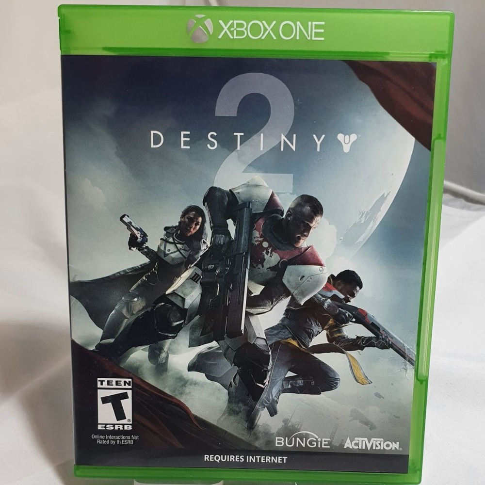 Product photo for  Xbox one  Destiny 2 Xbox One Games
