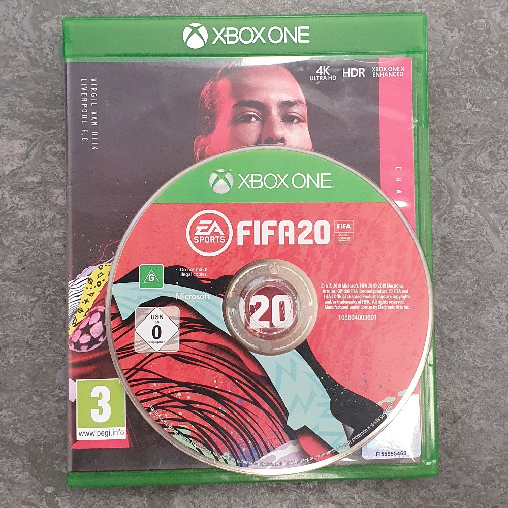 Product photo for FIFA 20 Champions Edition (Xbox One)