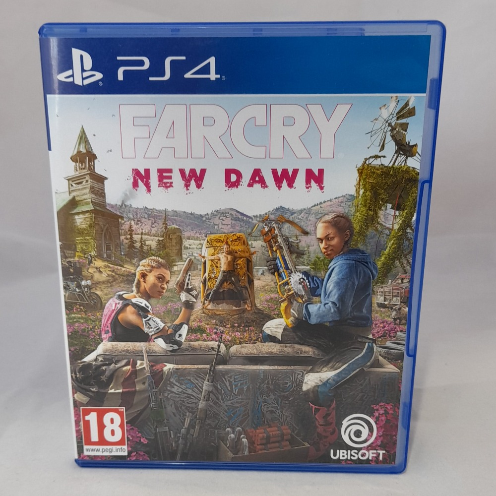 Product photo for FARCRY New Dawn - PS4