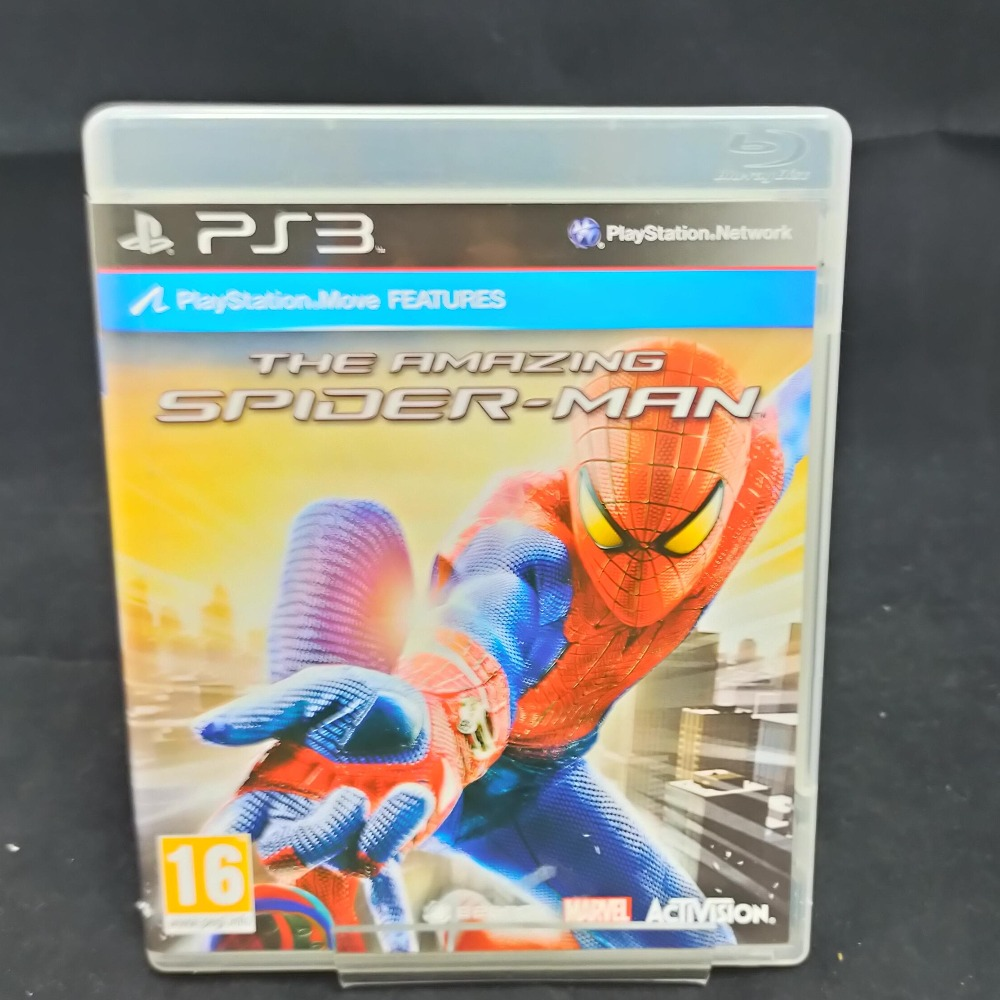 Product photo for PS3 Game Spiderman