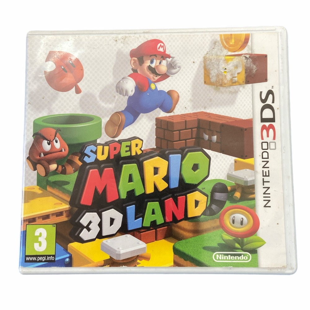Product photo for Super Mario 3D Land