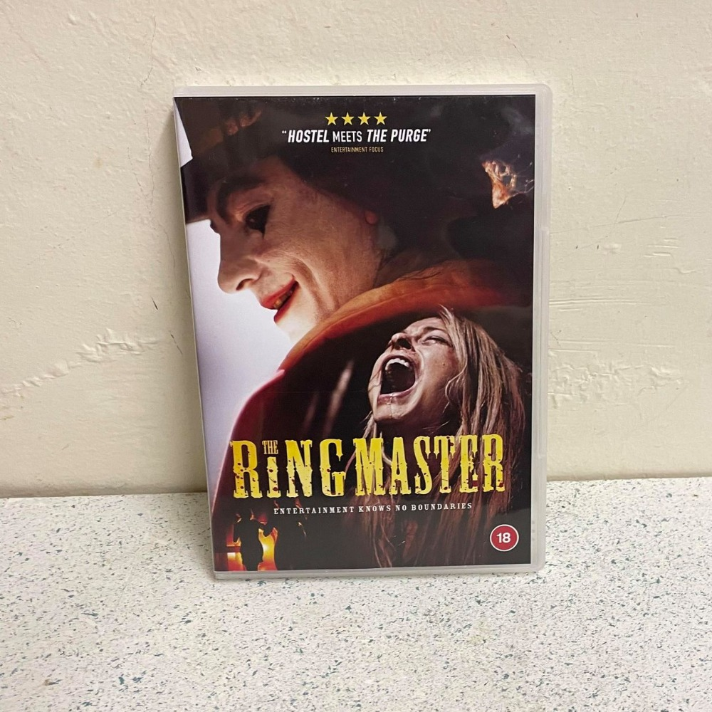 Product photo for DVD  The Ring Master -DVD