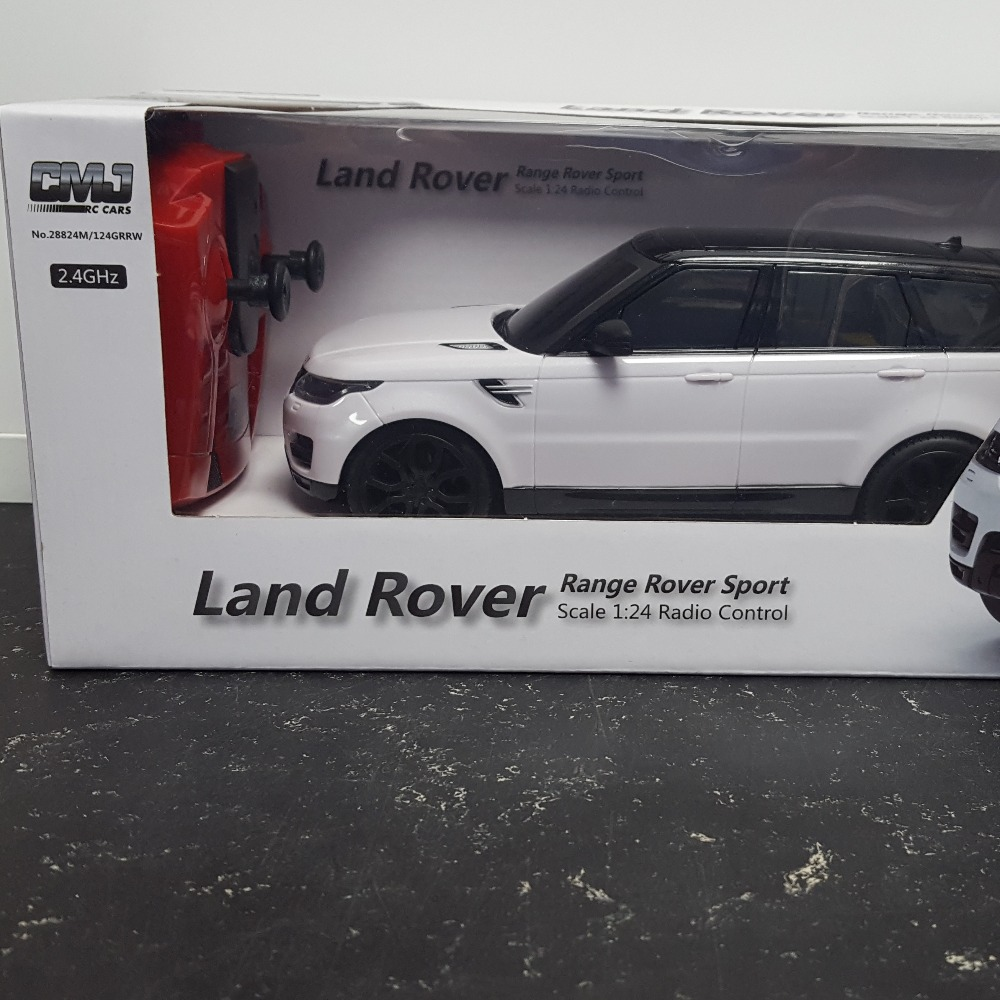 Product photo for Jianfenguyan Toys RC Land Rover
