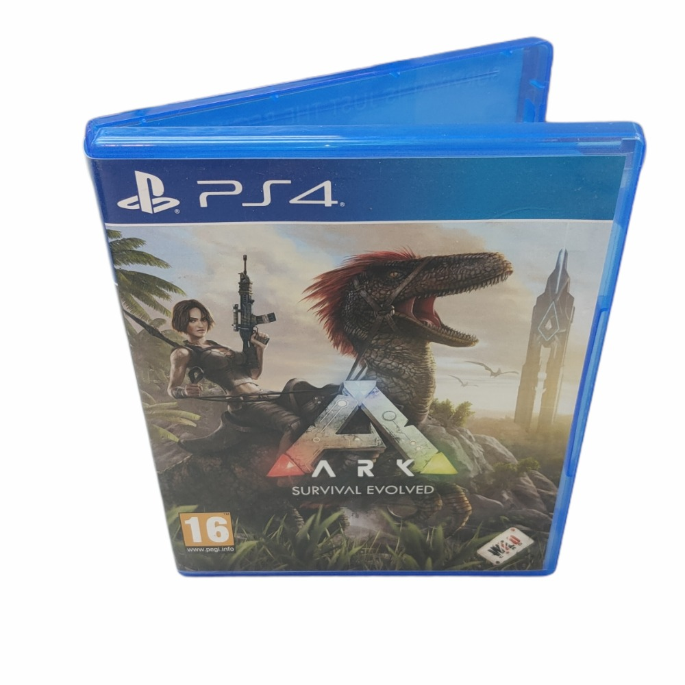 Product photo for PlayStation 4 Game Ark Survival Evolved