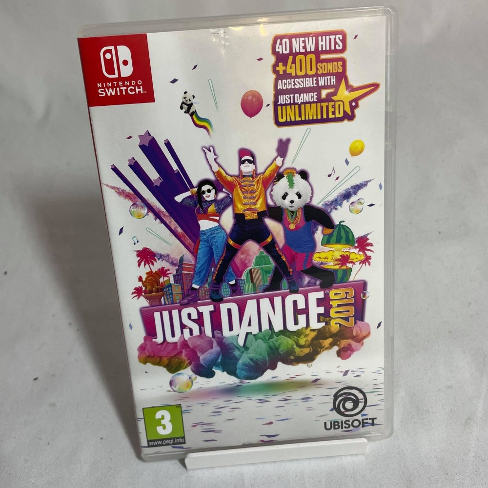 Product photo for Just Dance 2019 - Switch Games