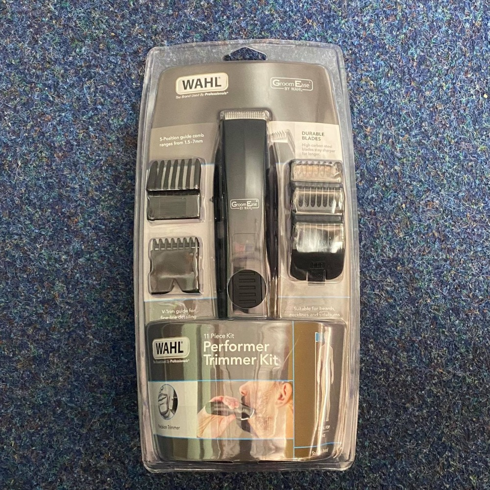 Product photo for Wahl 11 Piece Performer Trimmer Kit
